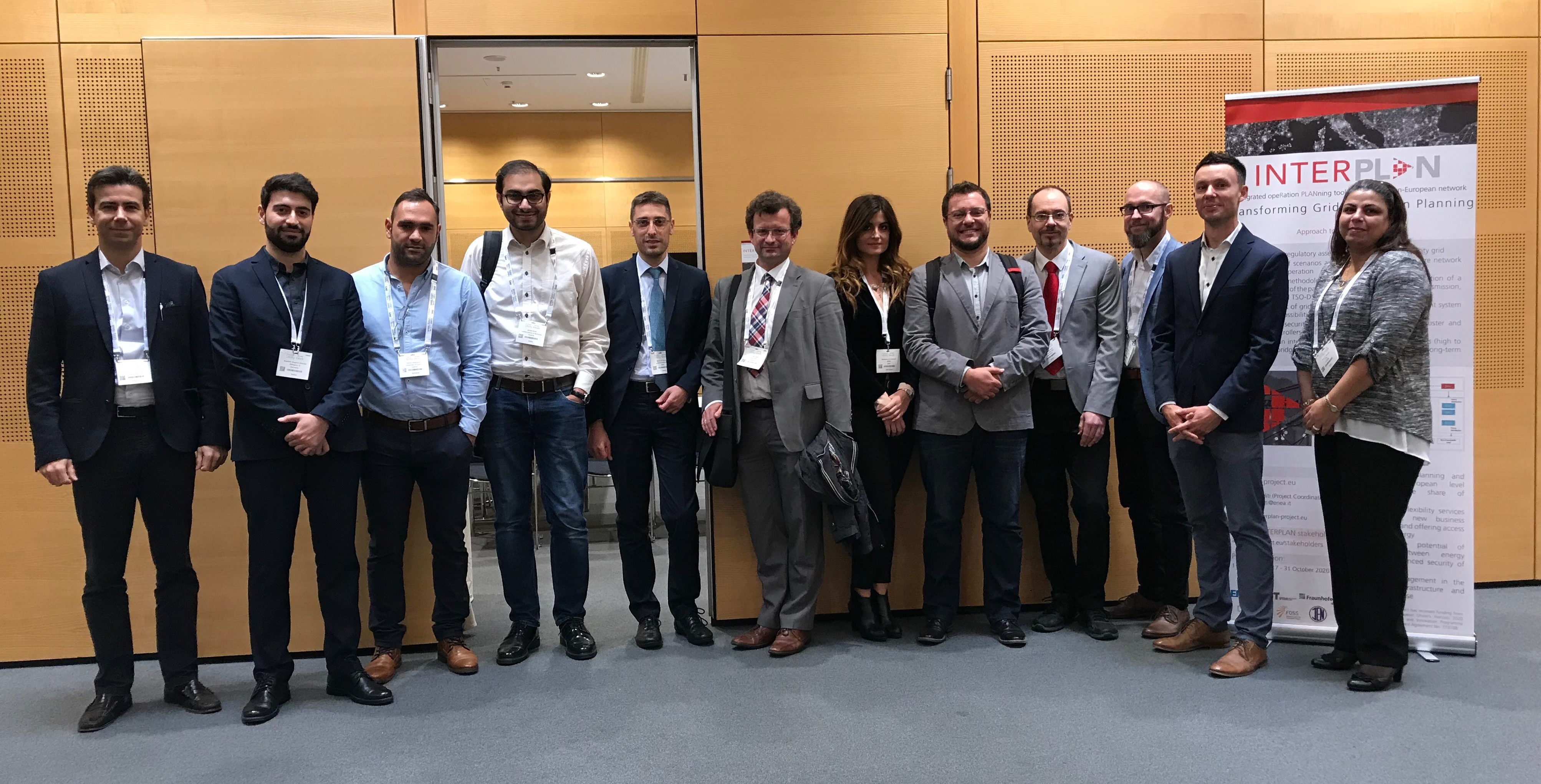 Stakeholder Workshop at European Utility Week 2018