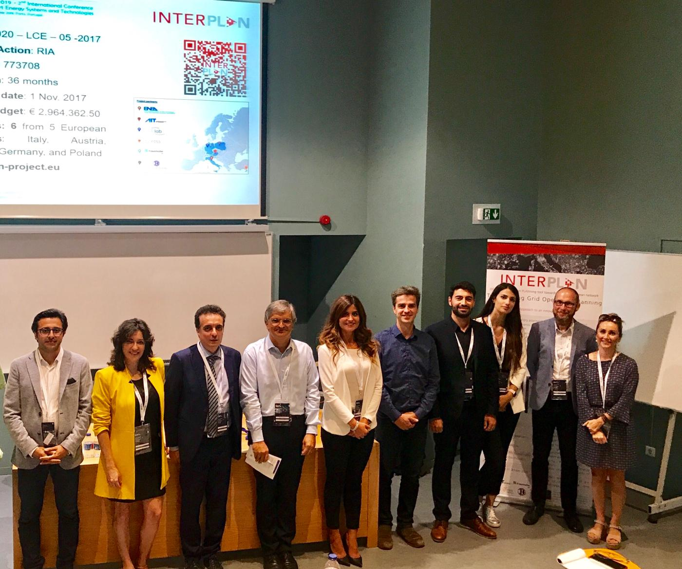 INTERPLAN Workshop at SEST 2019 Conference