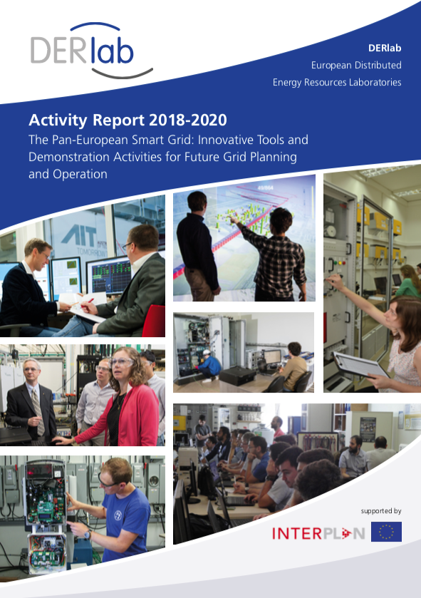 INTERPLAN in DERlab's Public Activity Report 2018-2020